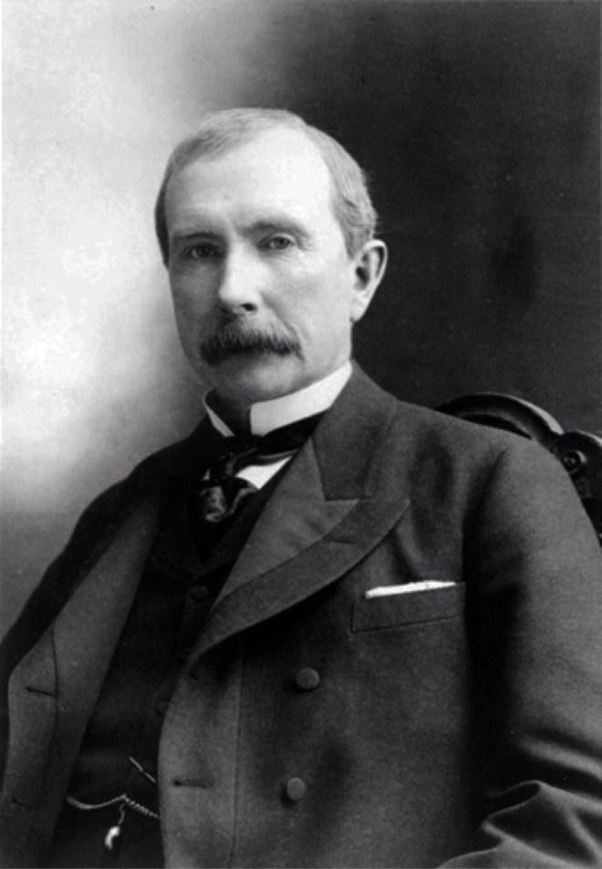 Джон Рокфеллер, 1885 / Wikipedia, DIREKTOR