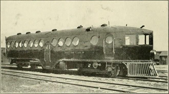 Локомотив образца 1901 года / Public Domain