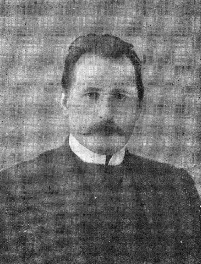 Н.В. Некрасов, министр путей и сообщения. Член Г. Думы от Томской губернии
