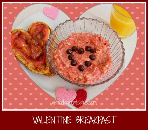 Valentine Breakfast grandparentsplus.com
