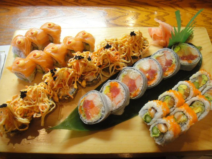 Sushi Restaurants Grand Rapids