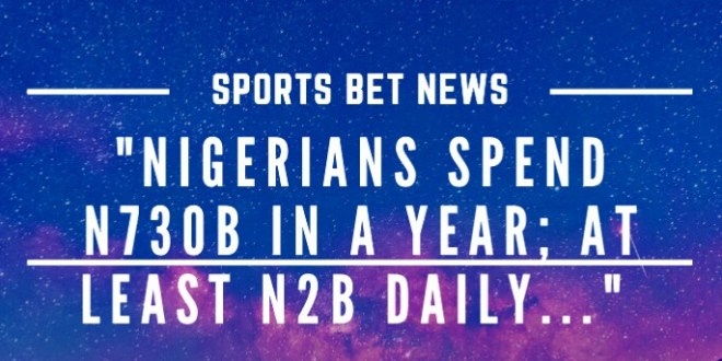 Youths, Betting and Unemployment…