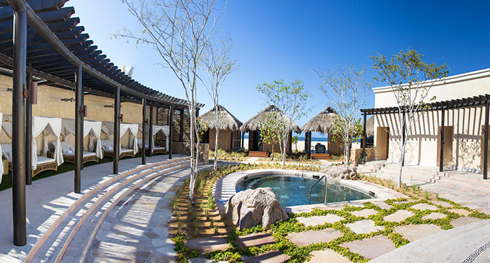 Spa at Grand Solmar Vacation Club - Grand Solmar The Residences at Rancho San Lucas