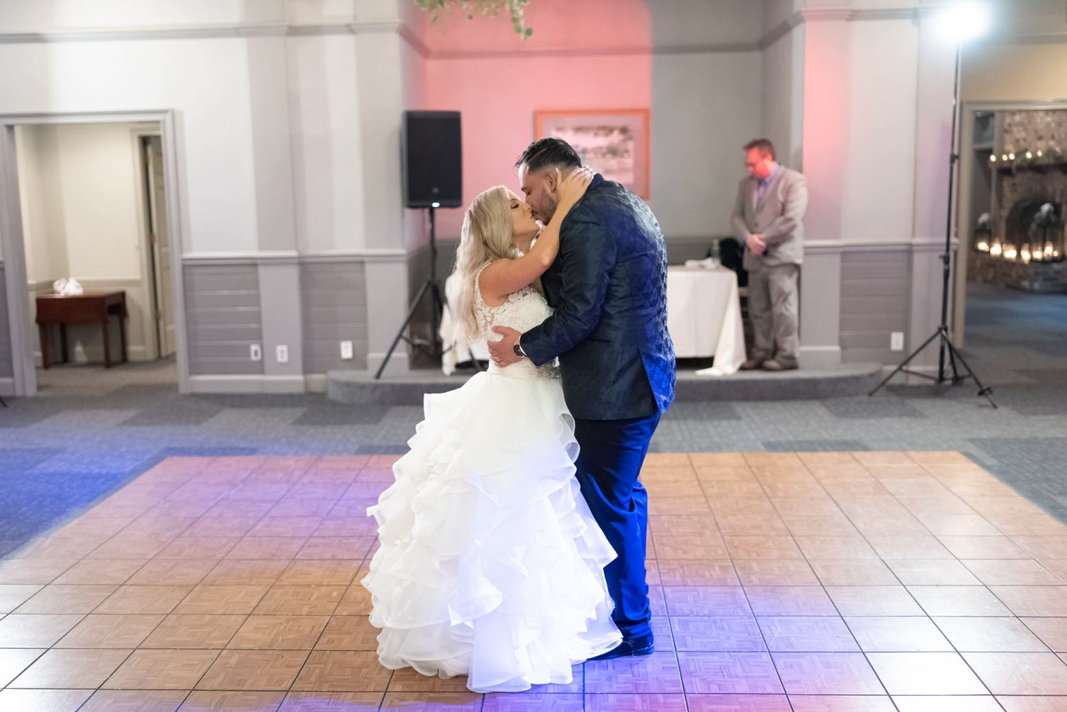 First dance - Litchfield Country Club