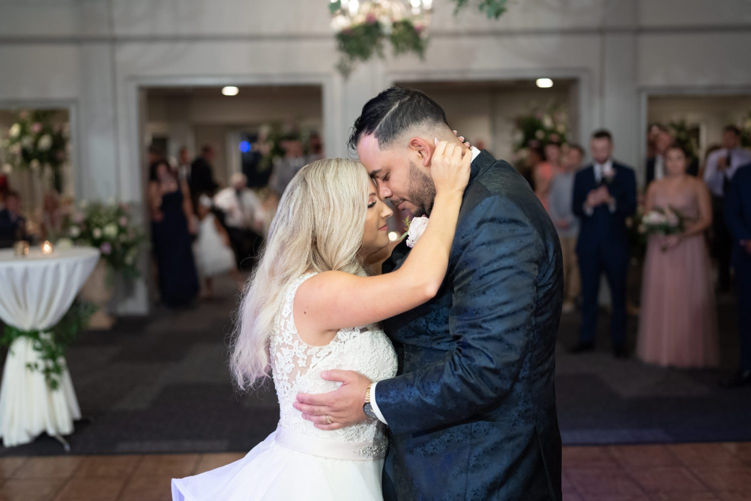 First dance romance  - Litchfield Country Club