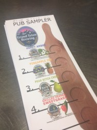 firkin sampler sheet