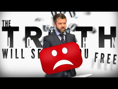 Press For Truth Gets Banned By YouTube: Dan Dicks Responds