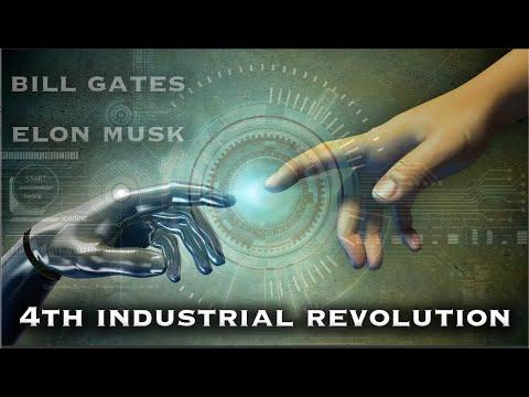 A Disturbing Glimpse Into The Future: Bill Gates, Elon Musk & The 4th Industrial Revolution