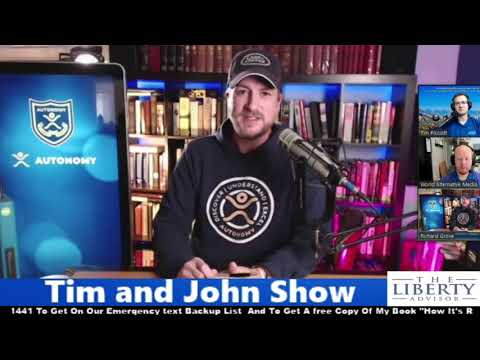 Richard Grove Interviewed on the Tim and John Show 12-4-20 | #CFR #RIA #BIS #Rothchilds