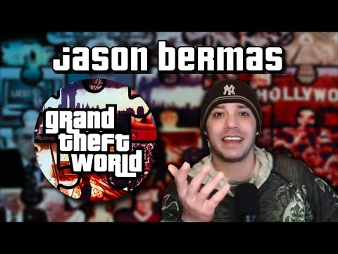 Jason Bermas | Special Guest on Grand Theft World 12