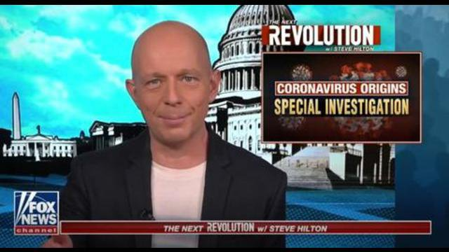 Fox News – Steve Hilton investigates origins of COVID 19, links to US commissioned research