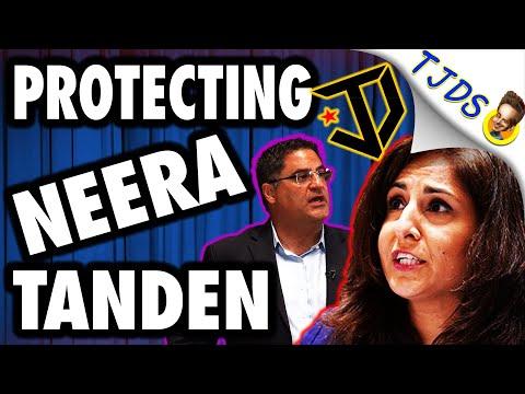 Justice Democrats Sell Out Progressives Again — Protecting Neera Tanden.