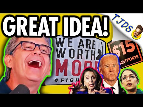 """Hilarious """"#ForceTheVote For $15 Minimum Wage"""" Movement Begins"""