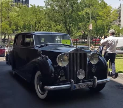 tour madrid luxury tour madrid events cars alquiler boda 2 1 - Nuestros coches