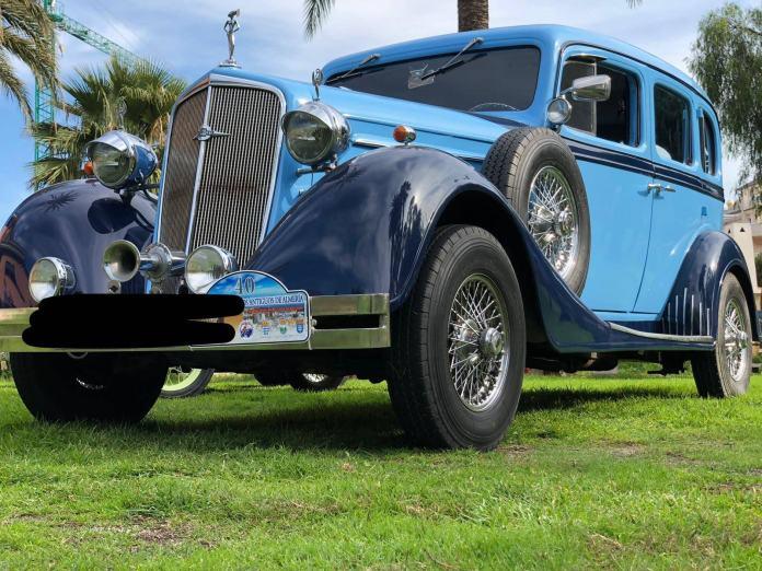 Chevrolet alquiler coches de escena vehiculos de escenacoches para alquilar coches clasicos film car cesion de coches 1 - Alquiler coches clásicos para rodajes y eventos.