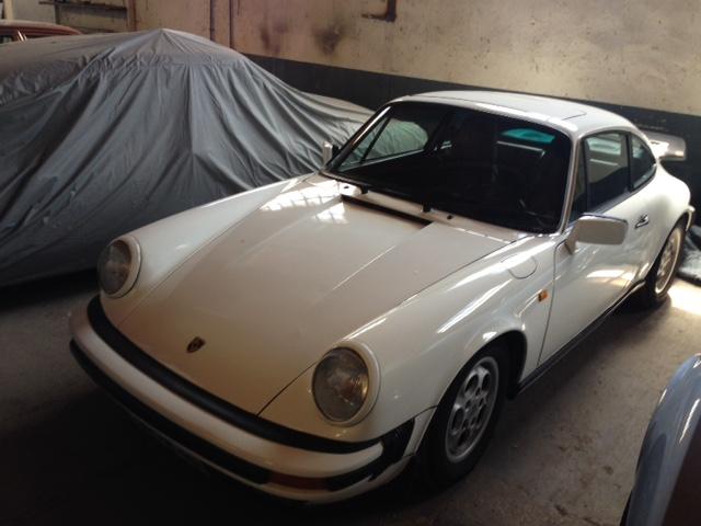 Porsche 911 Capri alquiler coches de escena vehiculos de escenacoches para alquilar coches clasicos film car cesion - Alquiler coches clásicos para rodajes y eventos.
