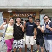 石垣島Day2食宿資訊: Glow Star Cafe, 石垣島松村(パインビレッジ石垣島)
