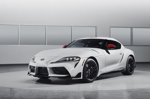 Supra Launch Edition