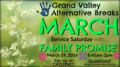 gvab service saturday march