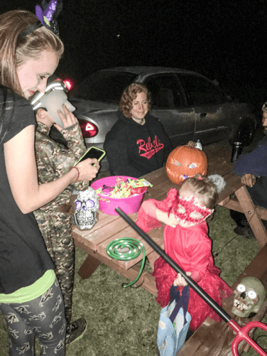 Halloween 2016 at Grand View Campground & RV Park - photo 10
