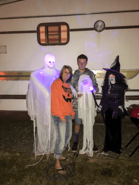 Halloween 2016 at Grand View Campground & RV Park - photo 26
