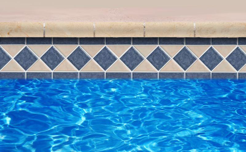 do you do pool tile repair grand