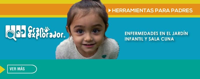 ENFERMEDADES EN EL JARDÍN INFANTIL Y SALA CUNA