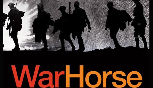 WAR HORSE. Un cavall de batalla.