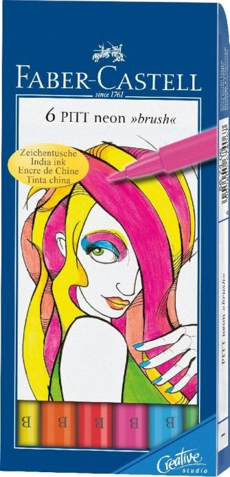 Bunte Faber Castell