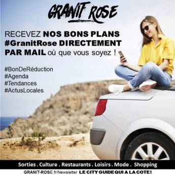 , Chandeleur 2020, Granit Rose
