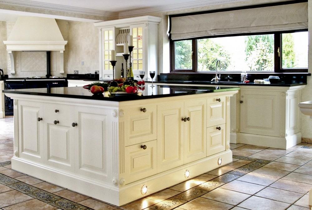 Affordable Black Granite Countertops on Dark Granite Countertops  id=87251