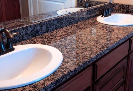Own Custom Vanity Countertop