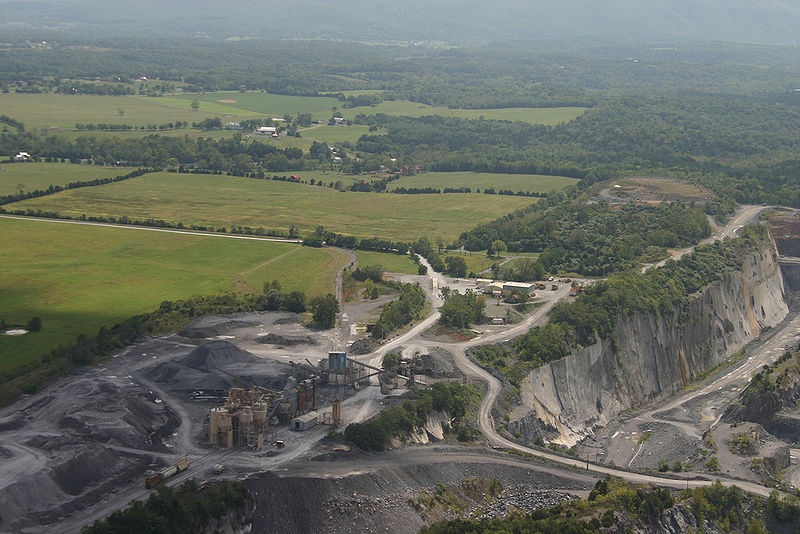 Stone Quarry for Countertops