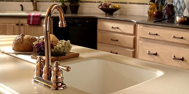 Zodiaq countertops in Atlanta and North Georgia