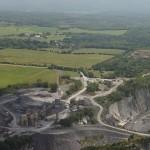 Exotic Granite Quarry