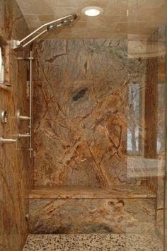 Granite Shower in Atlanta