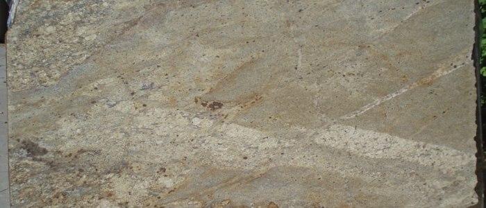 Yellow River Brushed Granite