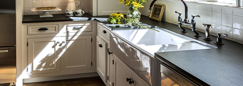 Black Granite Countertops Are The Best Choice For Your ... on Black Granite Countertops  id=44155