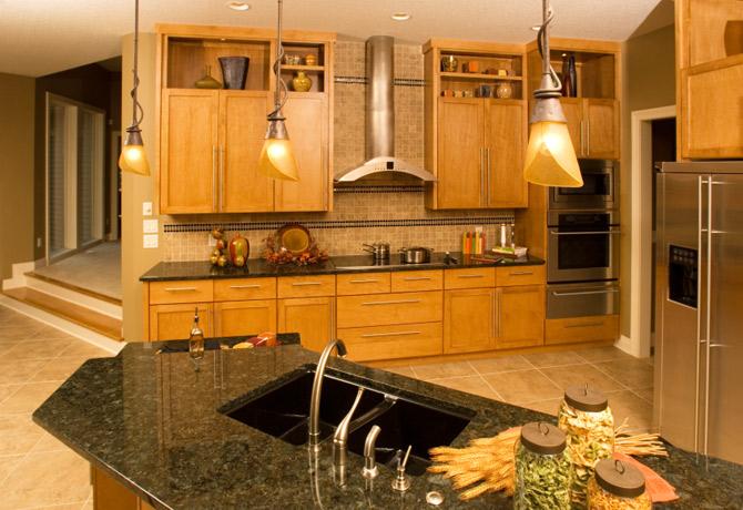 Granite Countertops Costs | Free Instant Estimates ... on Dark Granite Countertops  id=99704