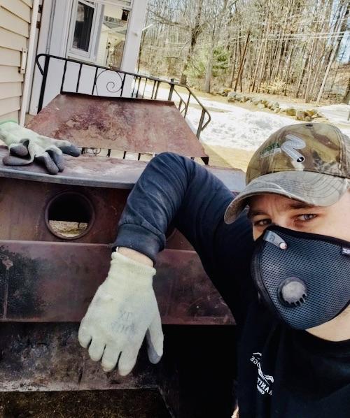 Kris Chimney Sweep Laconia NH