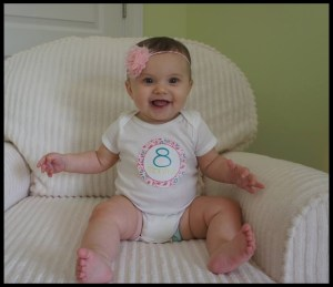 Emery 8 months