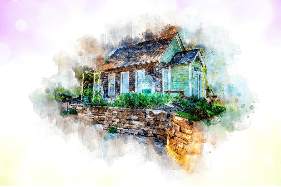 Hus i grannskapet
