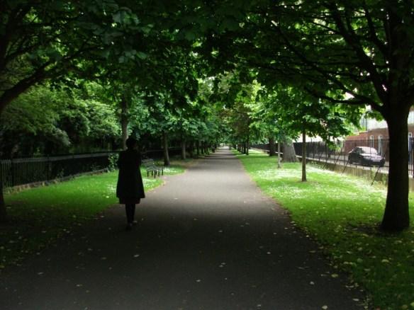 Blessington St Park