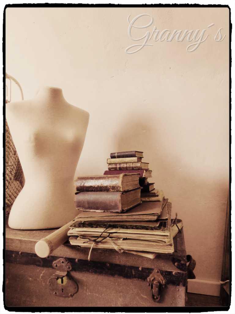 Brocante-Buch Impressionen