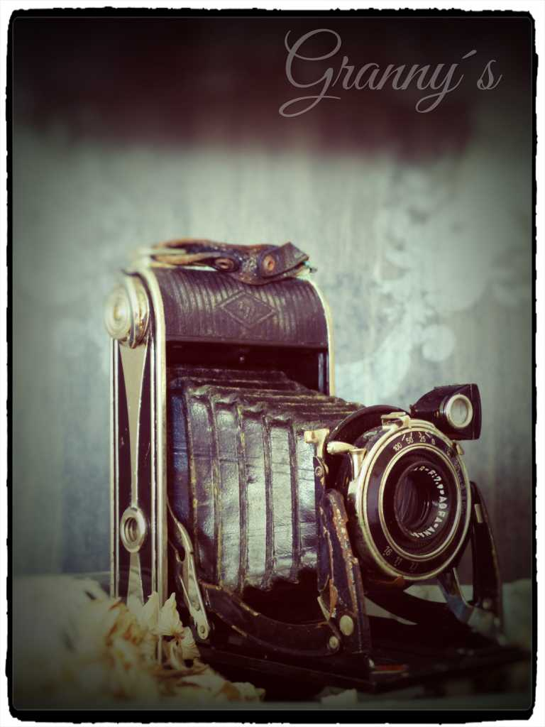 vintage-kamera Impressionen