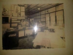 Inside Bill's Cafe