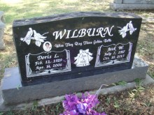 Doris and Jack Wilburn