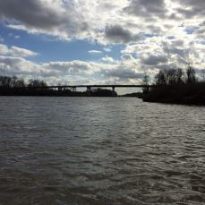 Black River Bridge in Jonesville, Louisiana
