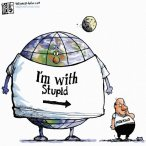 GT Earth: I'm with stupid - Ernest Partridge