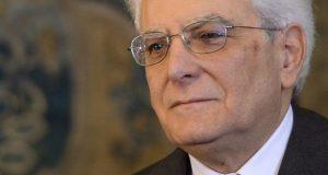 Primo piano Presidente Mattarella